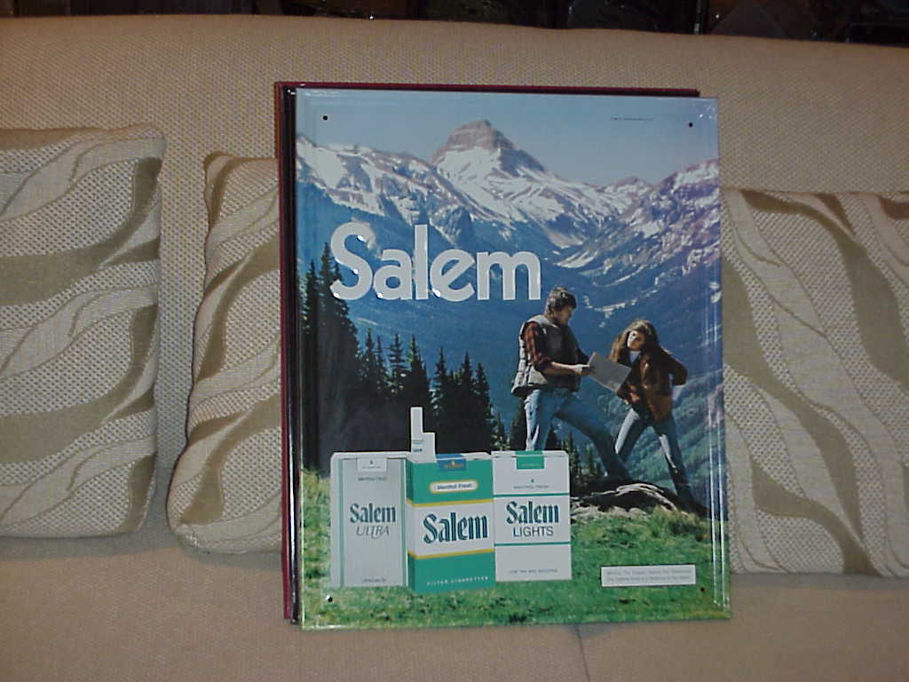 Tob  salem 1981  8ik sign