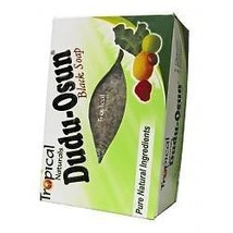 Anti-Aging Home Spa Kit W/Dudu-Osun Soap & Derm... - $29.95