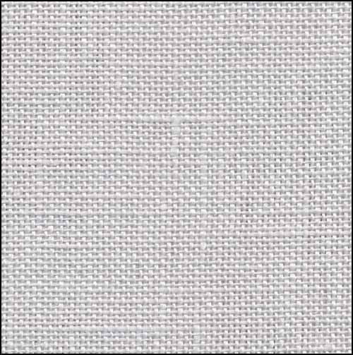 Primary image for 32ct Light Ash Grey Belfast linen 36x55 cross stitch fabric Zweigart