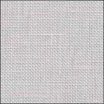 32ct Light Ash Grey Belfast linen 18x27 cross stitch fabric Zweigart - $15.75