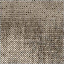 32ct Raw Linen / Gold Belfast linen 18x27 cross stitch fabric Zweigart - $18.00