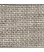 32ct Raw Linen / Silver Belfast linen 36x27 cross stitch fabric Zweigart - $31.50