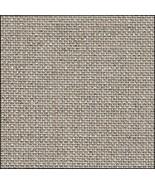 32ct Raw Linen / Silver Belfast linen 13x18 cross stitch fabric Zweigart - $9.00