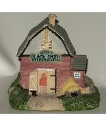 Americana Collection Stubbs Blacksmith Saddlery 1992 Mini NI - $4.00