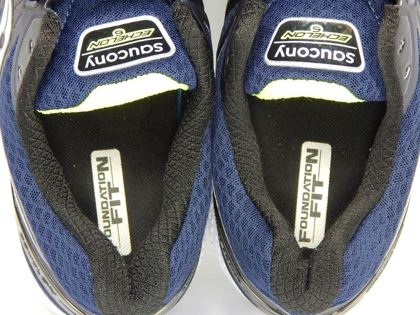 Saucony Echelon 6 Size 10.5 M (D) EU 44.5 Men's Running Shoes Blue S20384-1