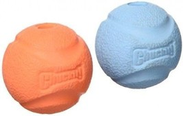 Chuckit! Fetch Ball, Small, 2-Inch, 2-Pack, Colors May Vary - $16.94