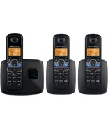 Cordless Phone System Dect 6.0 3 Ct W Bluetoot... - $142.07