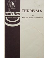The Rivals: A Comedy in Five Acts [Paperback] Richard Brinsley Sheridan - $10.88