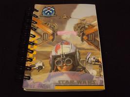 Star Wars Episode 1 ~ Fat Book Spiral Notepad, Diary, Journal ~ Anakin S... - $6.81