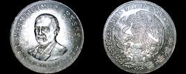 1972 Mexican 25 Peso World Silver Coin - Mexico - $39.99