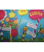 Paper Straws for your Lorax Truffula Tree Party Kids Party Favors - $3.70