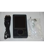 Microsoft Zune 30GB Black Wi-Fi FM Radio AAC WMA MP3 Media Player New HD... - $99.99