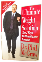 Dr. Phil McGraw: The Ultimate Weight Solution: 7 Keys to Weight Loss Fre... - $7.20
