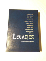 Legacies by Richard Chizmar (Signed Limited Edition) Stephen King - HARD... - $595.00