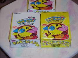 Cards  pac man 1980  r23 box stick   rub off thumb200