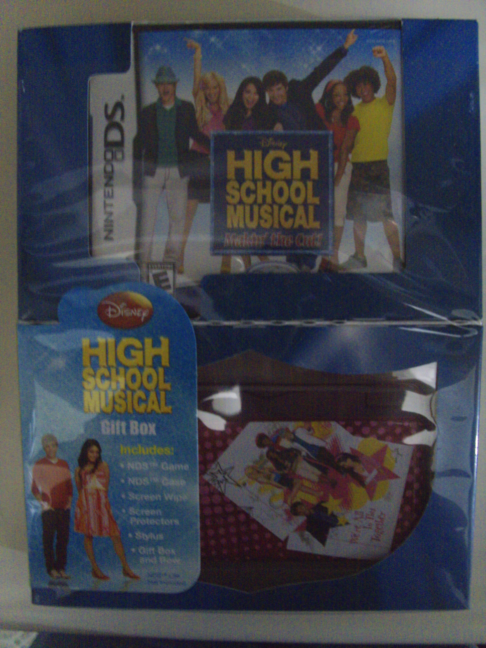 Disney High School Musical Makin' the Cut! Nintendo DS - New