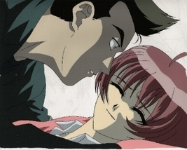 "Neo Ranga ""Ushio Shimabara & Guy"" Anime Cel * NEORANGA (0029 - $9.88"