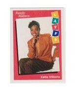 1991 Impell Laffs FAMILY MATTERS-KELLIE WILLIAMS #31 - $0.10
