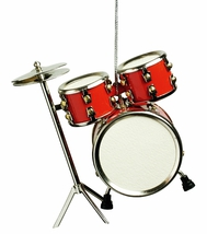 Drum Set Ornament - $11.95