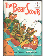 """The Bear Scouts; Beginner Book """"I Can Read It All By Myself"""" - $21.15"""