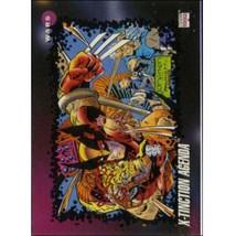 1992 Marvel Universe Series 3 X-TINCTION AGENDA #184 - $0.20