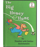 """The Big Honey Hunt; Beginner Book """"I Can Read It All By Myself"""" - $12.15"""