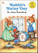 Rabbit's Rainy Day; A Golden Easy Reader by A Golden Book - $21.15