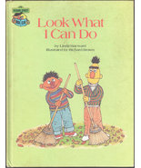 Look What I Can Do (Sesame Street Book Club) - $8.55