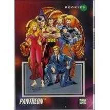 1992 Marvel Universe Series 3 PANTHEON #141 - $0.20