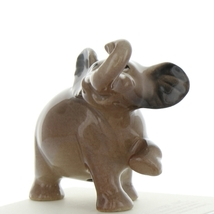 Hagen Renaker Miniature Elephant Cartoon Baby Ceramic Figurine image 7
