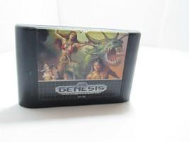 Golden Axe II Sega Genesis Game Cartridge Only Tested - $17.77