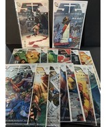 Lot of 15 different weeks - 52 DC #4,5,9,10,13,15,16,17,18,19,20,22,29,5... - $20.85
