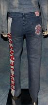PePe Denim jeans white side panel - $22.72