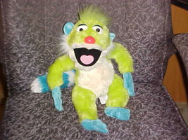 """16"""" Disney Treelo Plush Toy From Bear In The Big Blue House The Disney Store - $56.09"""