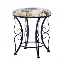 Butterfly Printed Stool - $71.33