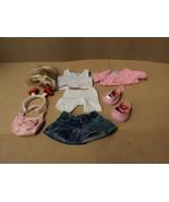 Build A Bear Workshop Dress Up Doll Clothing Mu... - $20.19