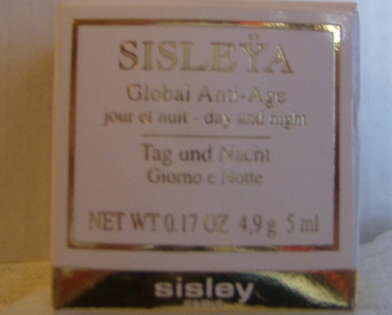 SisleyA Sisley Global AntiAge Day and Night