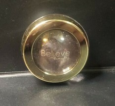 Believe Beauty Glimmer Pots Gel To Powder Eyeshadow Innocence Compact Ne... - $9.99