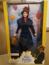2 dolls 2018 Barbie Disney Mary Poppins Returns & Jack the Jack the Lamp... - $140.25
