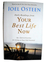 Osteen: Daily Readings from Your Best Life Now 90 Devotions for Living P... - $9.00
