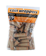 Coin-Tainer Quarter Coin Wrappers, Pack of 36 - ₹421.70 INR
