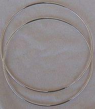 Huge hoop earrings 3 thumb200