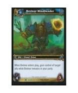 World Of Warcraft BRELNOR MINDBENDER Drums Of War 115 - $0.69