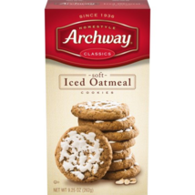Archway Classics Soft Oatmeal Cookies, 3-Pack - $25.99