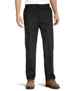 Dickies Original 874 Pants Mens Black Bottoms 31W X 30L 31 30 Waist Work Uniform - $24.99