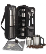 Picnic at Ascot Vienna Coffee/Tea Tote for Two - $76.26