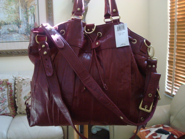 Primary image for  BCBG MAXAZRIA X-LARGE TOTE Reduced Again!