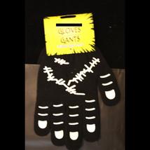 Gothic Stretch Winter ZOMBIE MONSTER HANDS STITCHED GLOVES Nurse Cosplay... - $4.92