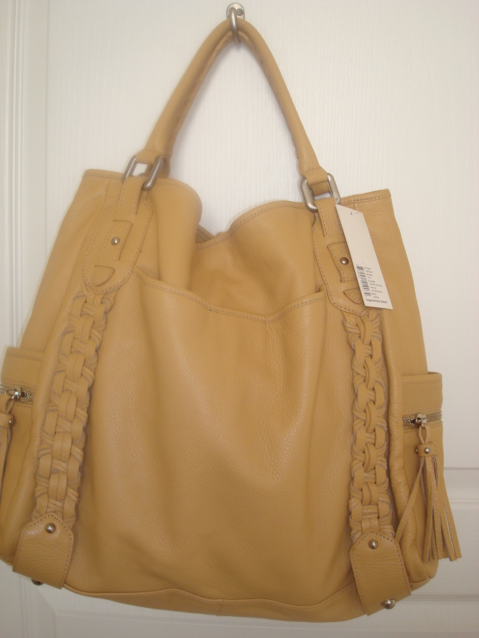 KENNETH COLE 'STRAPPY TOGETHER' TOTE HANDBAG