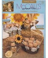 Mccall's Creates Farmer's Garden (Fabric Craft, no. 14163) [Paperback] m... - $10.45